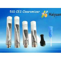 cheapest ce2 Clearomizer 25pcs 1.40 usd each 510 Free Shipping World Wide