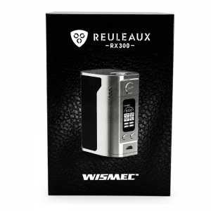 WISMEC RX300 TC MOD