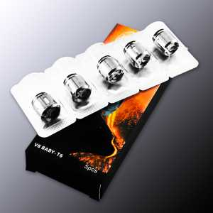 V8 BABY-T6 coil head For TFV8 baby