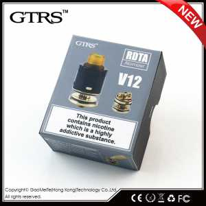 GTRS V12 RDTA Atomizer