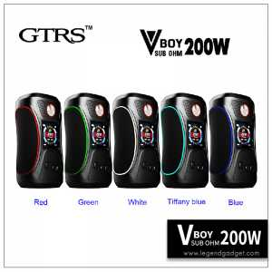GTRS VBOY 200W TC Mod