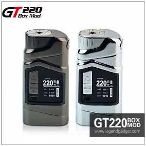 GTRS GT220 TC Mod