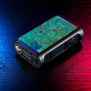 ULTRONER EOS II 180W Touch Screem Stabilized Wood box Mod